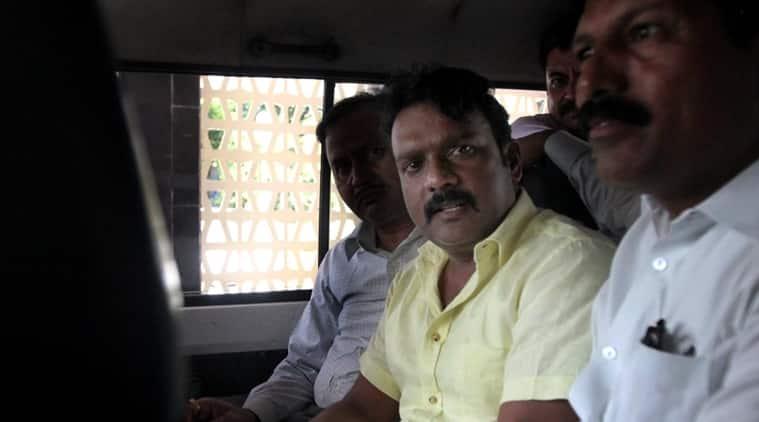Ramesh Kadam, Ramesh Kadam FIR, FIR against Mumbai cop, Ramesh Kadam arrest, indian express news