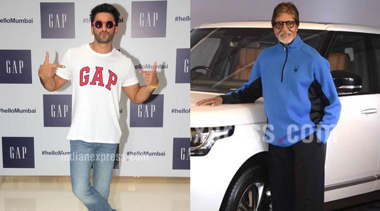 Ranveer Singh, Amitabh Bachchan, Ranveer Singh Style, Amitabh Bachchan Style, Amitabh bachchan Most Stylish star, Ranveer Singh Fashion, Entertainment news