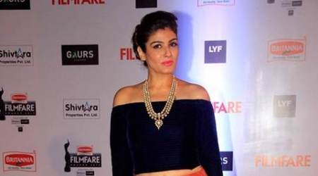 Raveena Tandon urges PM Narendra Modi to save forests, wildlife