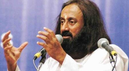By and large, Muslims are not opposing Ram Temple: Sri Sri Ravi Shankar in Ayodhya