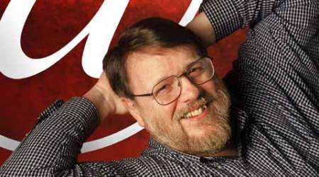 @ — or how Raymond Tomlinson wrote the future of email