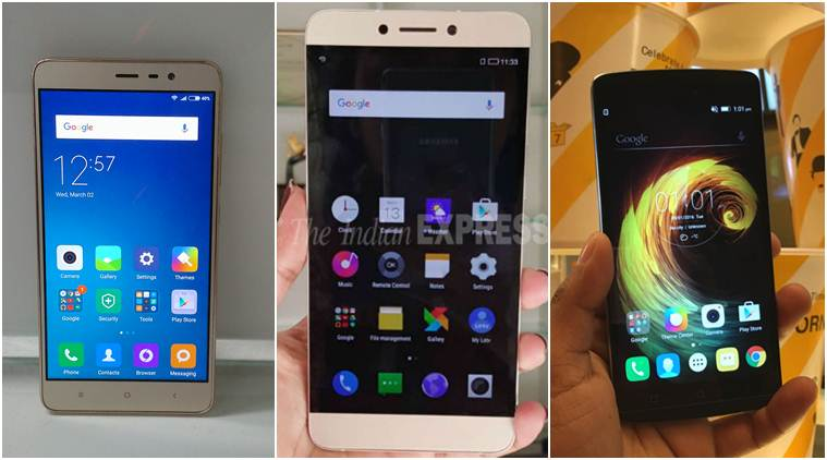 Xiaomi Redmi Note 3 and Le 1s are currently the best smartphone for those with budget under Rs 12,000