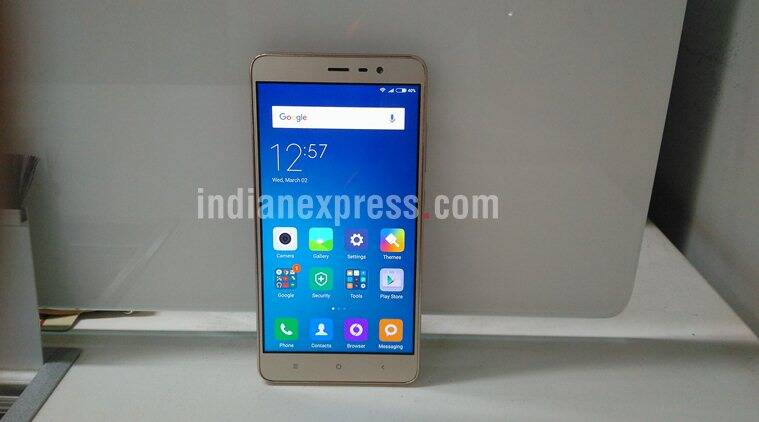 Xiaomi Redmi Note 3 will launch in India later today. The smartphone is the first new device from the Chinese smartphone maker