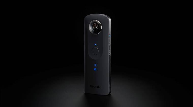 Ricoh Theta S is unlike any other device in the market and you are getting it for one simple reason -- 360 degree photos and videos (Source: Ricoh Imaging)