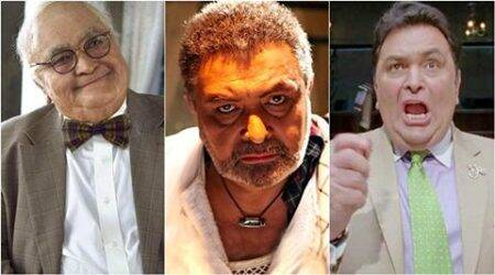 Rishi Kapoor, Kapoor and sons, Agneepath, Student of the year, Dharma Productions, Rishi Kapoor Kapoor and Sons, Rishi Kapoor Agneepath, Rishi Kapoor Student of the year, Rishi Kapoor Dharma Productions, Entertainment news