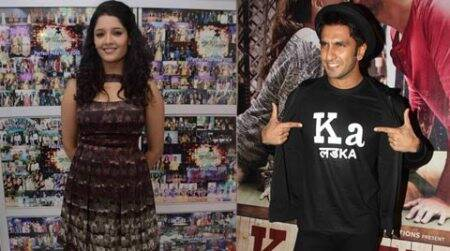 Pairing with Ranveer will be highly energetic: Ritika Singh