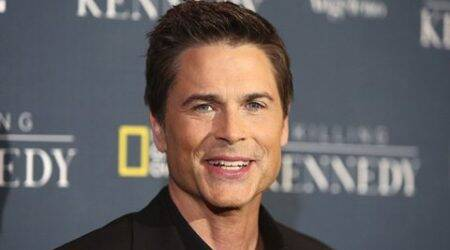 Rob Lowe to be roasted by America's topcomedians