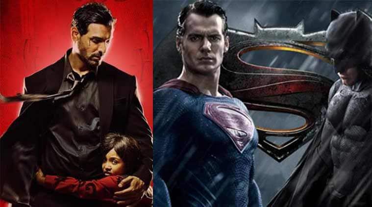 Rocky handsome clashes with batman vs superman dawn of for Bureau 39 superman