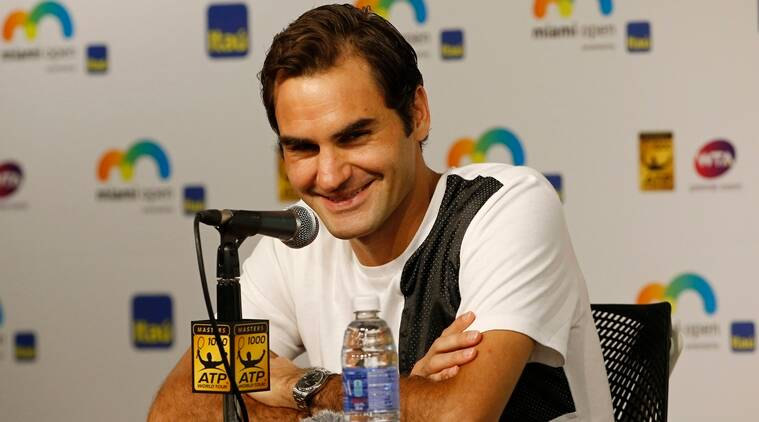 Roger Federer spoke out at the ATP and WTA Miami Open. (Source: Reuters)