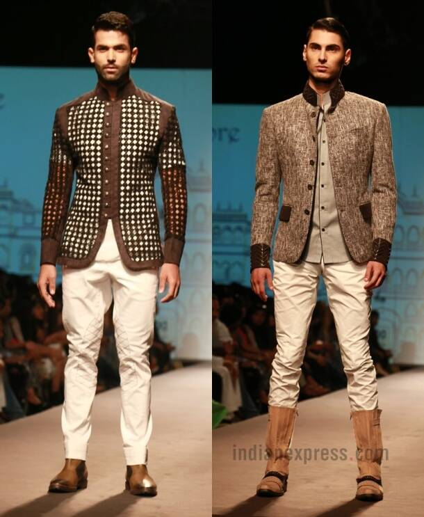 AIFW A/W'16: Randeep Hooda turns a modern royal for designer Rohit Kamra