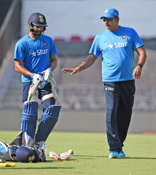 India, New Zealand hit the nets before World T20 opener