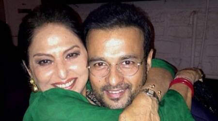 Rohit Roy's 'eternal bond' with AnjuMahendroo