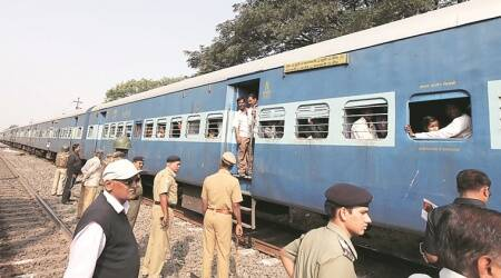 pune news, railway protection force, Alandi railway station, fir, indian express