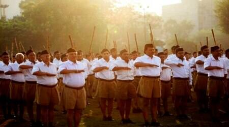 RSS is not just antithetical to Muslims, but to a democratic-secular India as well