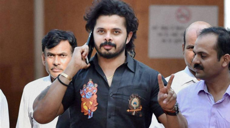 If not India, I can play for any other country: S Sreesanth