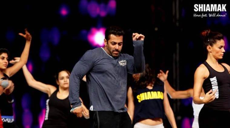 Salman Khan, Shiamak Davar, Shiamak Davar dance, Salman Khan dance, Salman Khan film, Salman Khan news, entertainment news