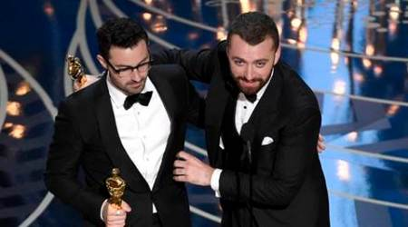 Sam Smith, Sam Smith Oscars, Sam Smith Oscars 2016, Oscars, Oscars 2016, Sam Smith Oscars performance, Entertainment news