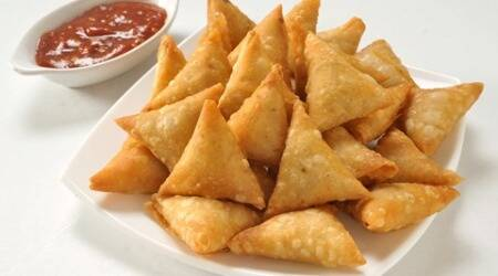 Crisp mini samosas: How to make India's all time favourite snack