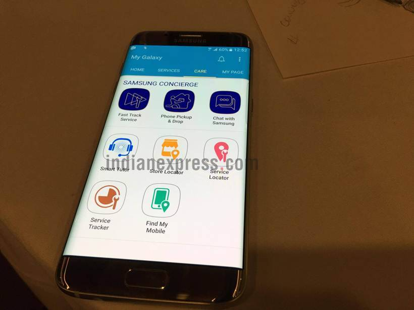 Samsung, Samsung Galaxy, Samsung Galaxy S7, Galaxy S7 edge, Samsung Galaxy S7 price, Samsung Galaxy S7 specs, smartphones, Android, TouchWiz UI, tech news, technology