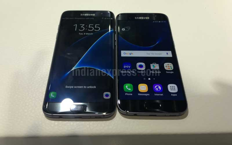 Samsung Galaxy S7, Galaxy S7, Galaxy S7 pre-booking, Gear VR in India, Galaxy S7 price, Galaxy S7 edge, Galaxy S7 India launch, Samsung, Galaxy S7 specs, Galaxy S7 features, Galaxy S7 edge specs, Galaxy S7 price, Galaxy S7 vs Galaxy S6, technology, technology news