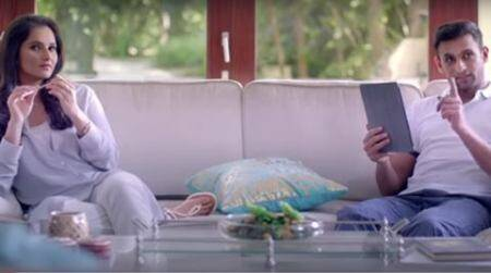 Watch: This ad featuring Sania Mirza and Shoaib Malik is trending in Pakistan