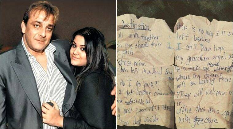 sanjay dutt, trishala dutt, salnjay dutt daughter, sanjay dutt trishala dutt, sanjay dutt first wife, sanjay dutt trishala, sanjay dutt family, trishala dutt news, sanjay dutt news, sanjay trishala, sanjay dutt latest news, trishala dutt latest news, entertainment news