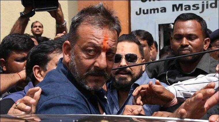sanjay dutt, sanjay dutt news, sanjay dutt movies, sanjay dutt jail, sanjay dutt free, sanjay dutt jail news, sanjay dutt latest news, sanjay dutt upcoming movies, entertainment news