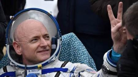 Scott Kelly: Work, view of Himalayan lakes kept me 'sane' on ISS