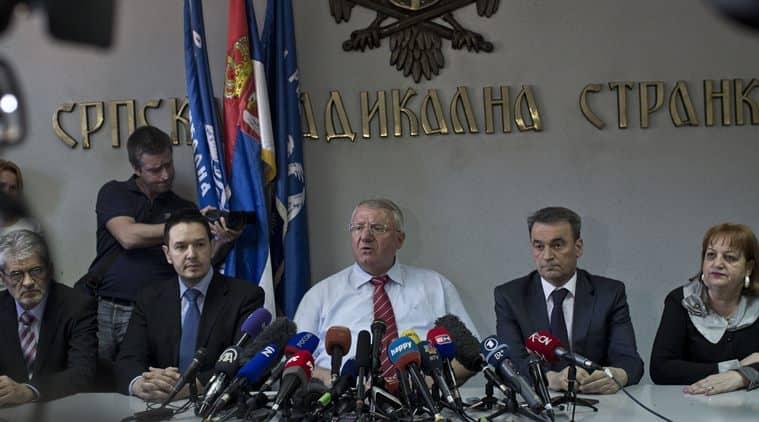 Serbia, Vojislav Seselj, Seselj war crimes, Serbia war crimes, Vojislav war crimes, Seselj UN court