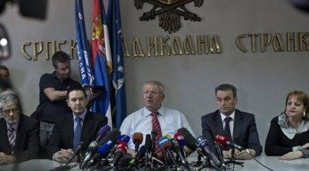 Serb ultranationalist Vojislav Seselj acquitted of war crimes by UN court