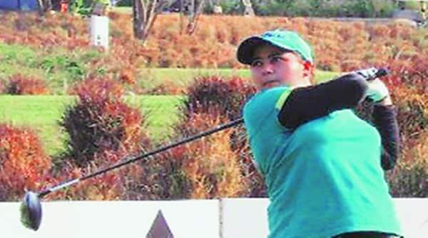golf, panchkula golfer, golfer, golfer amandeep drall, amandeep drall, hero women's professional golf tour