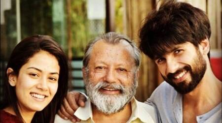 Shahid Kapoor, Mira Rajput, Mira Kapoor, Pankaj Kapur, Shahid Mira, Shahid Mira Kapoor, Shahid Mira Rajput, Mira Pankaj Kapur, Shahid Kapoor wife, Shahid wife mira, Pankaj Kapur daughter in law, Entertainment news