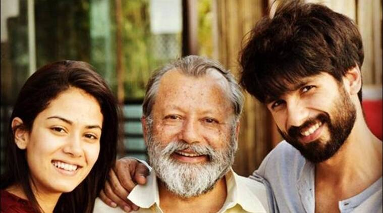 Shahid Kapoor, Mira Rajput, Mira Kapoor, Pankaj Kapur, Shahid Mira, Shahid Mira Kapoor, Shahid Mira Rajput, Mira Pankaj Kapur, Shahid Kapoor wife, Shahid wife mira, Pankaj Kapur daughter in law, Entertainment news
