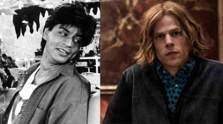 Bejoy Nambiar compares Batman Vs Superman villain Jesse Eisenberg to Shah Rukh Khan