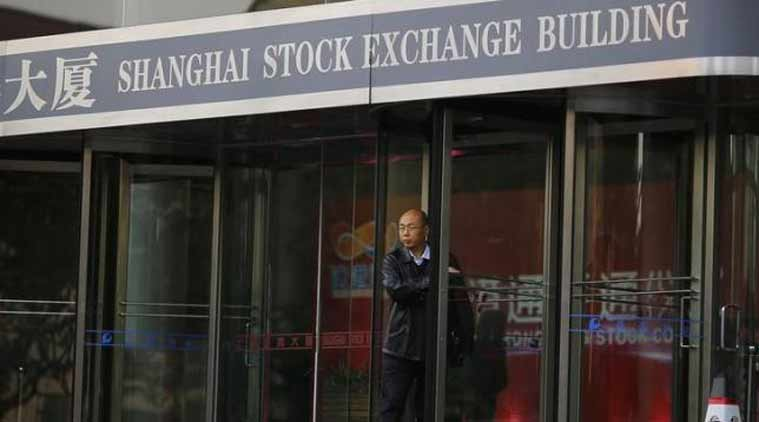 In slightly more than a month, its main stock market index (the Shanghai Stock Exchange) has fallen more than 20 per cent.