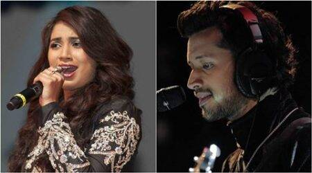 Happy Birthday Shreya Ghoshal, Atif Aslam: Jukebox of their famous songs