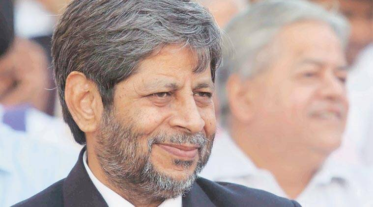 Shrihari Aney is likely to submit his resignation.