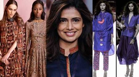 AIFW A/W'16: Designer Shruti Sancheti brings the splendours of Turkey on Indian fabrics
