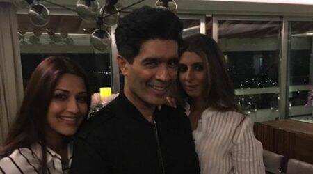 Amitabh Bachchan's daughter Shweta Nanda celebrates birthday with Kjo, Sonali Bendre, Manish Malhotra