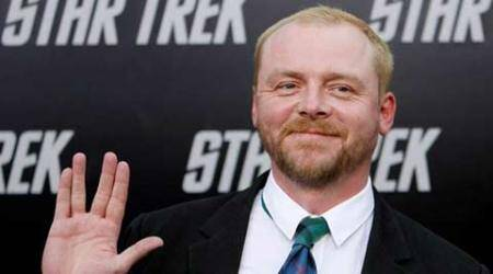 Simon Pegg in talks to join Spielberg's 'Ready PlayerOne'