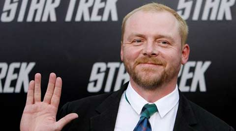 Twitter is a narcissist's help centre: Simon Pegg