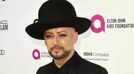 Prison was a gift: Boy George