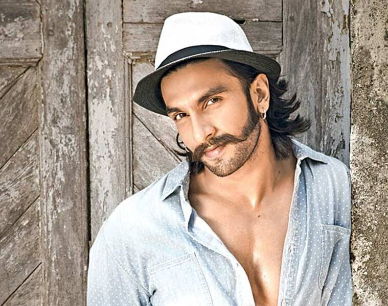 Ranveer Singh eats every two hours to maintain his blood sugar levels.