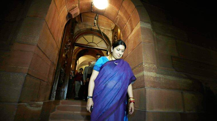 srmiti irani, hrd ministry, private colleges in india, india private colleges, private colleges hrd ministry, india news, parliament news, india news, latest news, education news