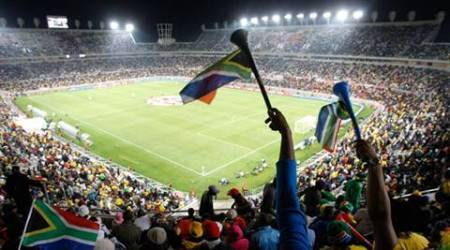 South Africa Guatemala WCup Soccer