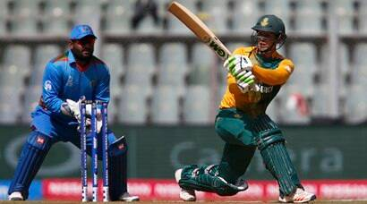South Africa vs Afghanistan: AB de Villiers show leads South Africa to win over Afghanistan