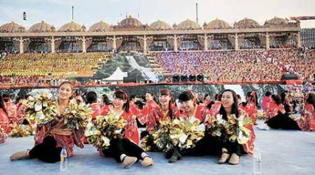 world culture festival, sri sri ravi shankar, ravi shankar, wcf sri sri, wcf news, wcf delhi, delhi news, india news, wcf events