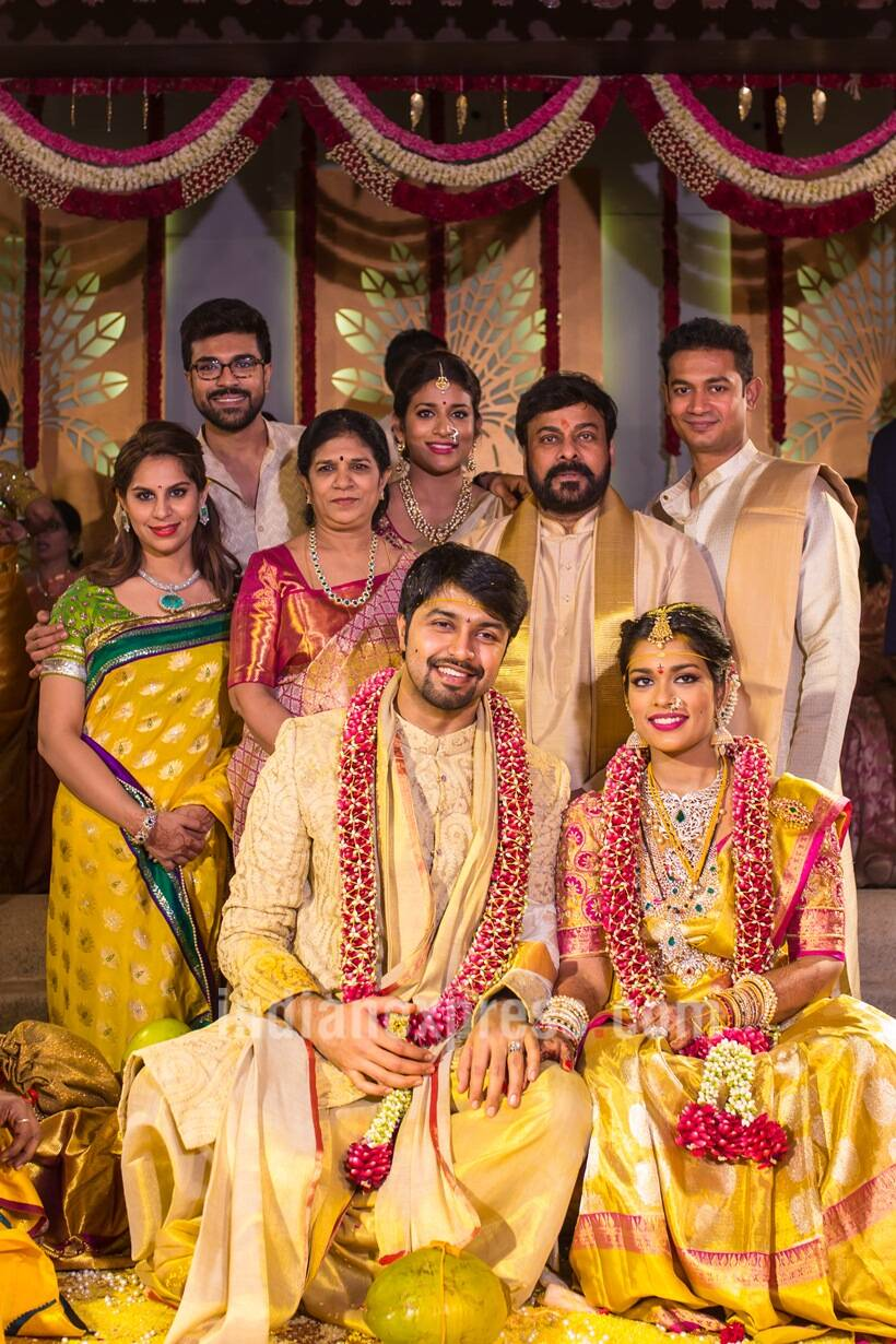 chiranjeevi, srija, sreeja, sreeja's wedding pics, srija wedding, sreeja wedding, sreeja wedding celebrations, sreeja wedding photos, sreeja wedding chiranjeevi, chiranjeevi's daughter, chiranjeevi's daughter wedding, chiranjeevi sreeja, chiranjeevi shrija, ram charan teja, allu arjun, srija's wedding pictures, allu arjun wedding, srija allu arjun wedding pics, entertainment