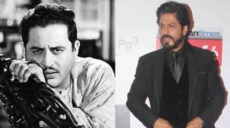 Would love to play Guru Dutt on screen: Shah Rukh Khan