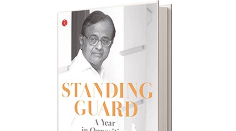 Book cover of Standing Guard: A year in opposition